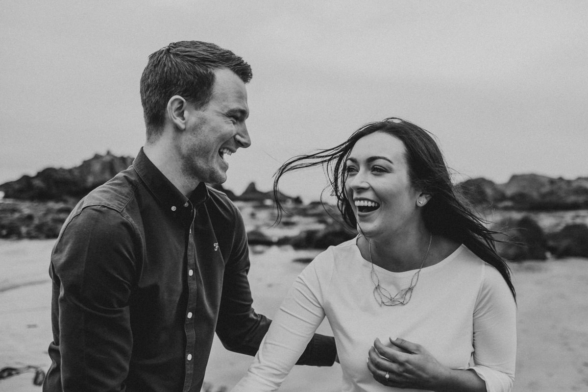 Alexander_and_Eve_woodland_engagement_session_laughter