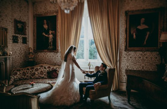 Cabra Castle Wedding Cavan Ireland